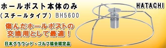 グラウンド・ゴルフ用ホールポスト hatachi BH5600