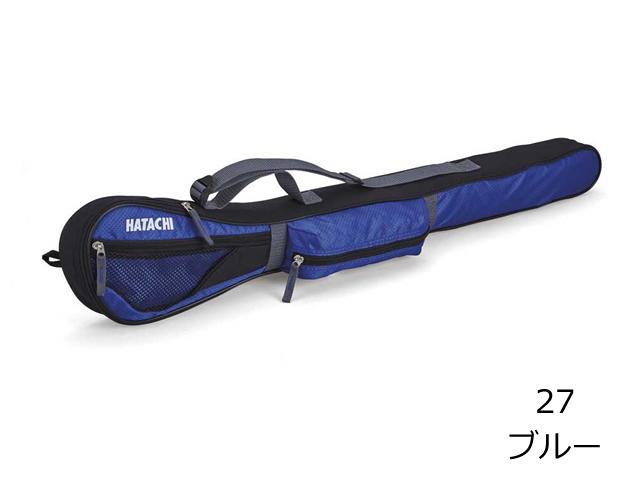 マルチクラブケース 色ブルー(ハタチ / BH7004) グラウンド・ゴルフクラブケース