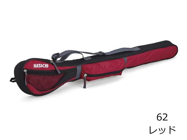 マルチクラブケース  色レッド(ハタチ / BH7004) グラウンド・ゴルフクラブケース