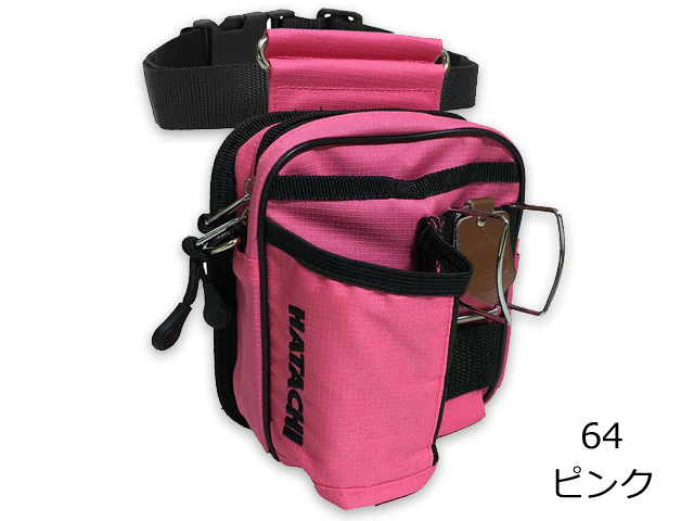 グラウンド・ゴルフ ドリンクポーチ ピンク ハタチ BH7931
