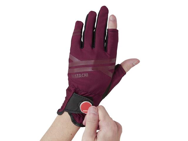 ウルトラストレッチグローブ (ハタチ / BH8028 / グラウンド・ゴルフ パークゴルフ手袋)