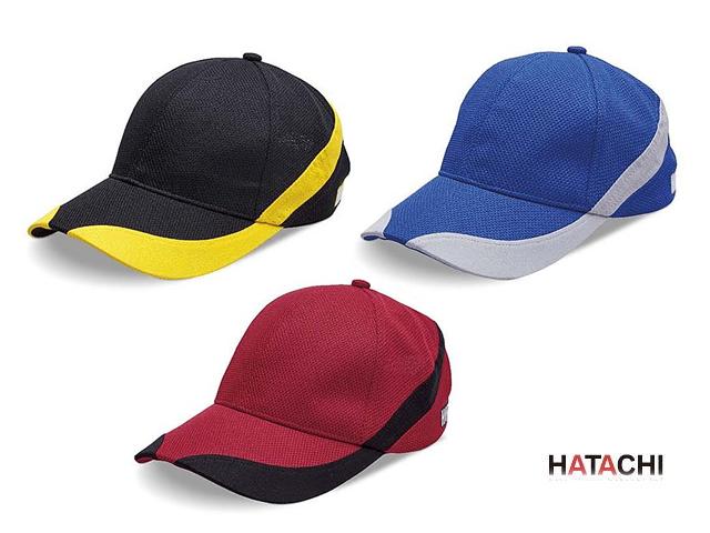 HATACHI スポーツキャップ BH8801 グラウンド・ゴルフ