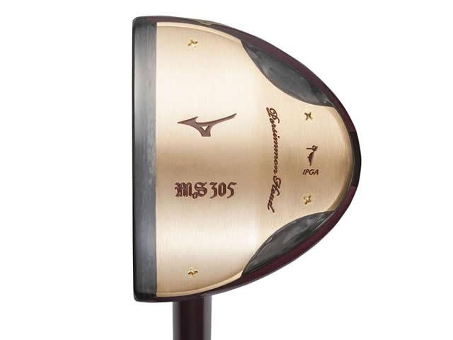 MS-305  (ダークブラウン/85cm) ミズノ パークゴルフクラブ  C3JLP81359