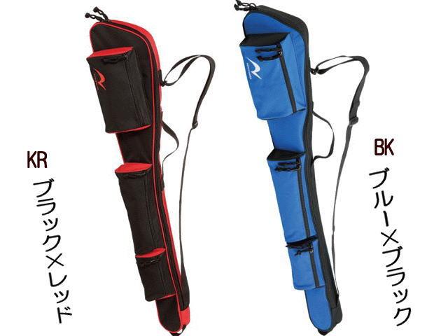 グラウンド・ゴルフクラブケース ニチヨー G812 レッド×ブラック、ブルー×ブラック