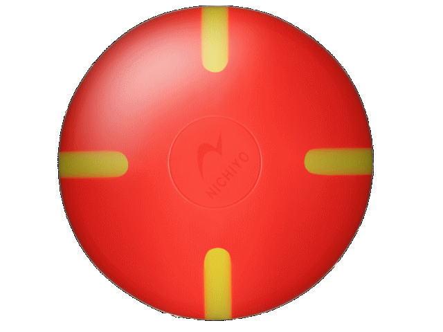 ストライクボール ライン (ニチヨー / GG72 /グラウンド・ゴルフボール)