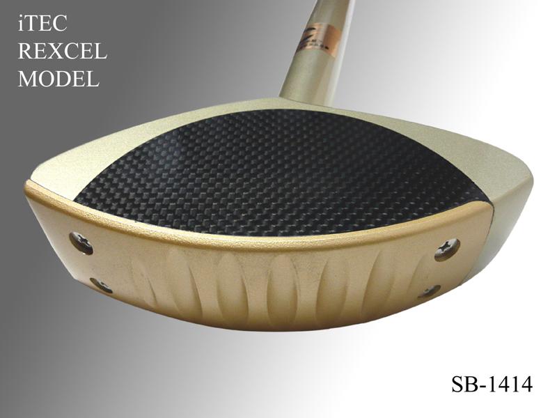 iTEC アイテック SB-1414 ヘッドソール グラウンドゴルフクラブ