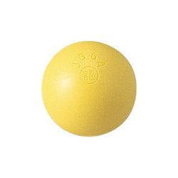 グラウンドゴルフ 樹脂ボール アシックス GGG035 イエロー