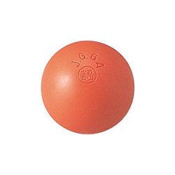 グラウンドゴルフ 樹脂ボール アシックス GGG035 オレンジ