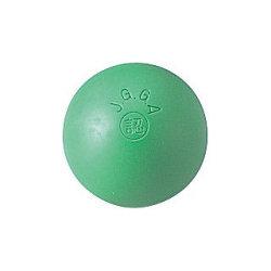 グラウンドゴルフ 樹脂ボール アシックス GGG035 グリーン